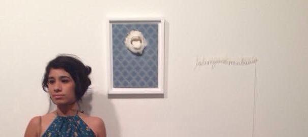 Galardonada la estudiante Jomary Ramírez Segarra