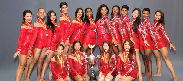 UPR Dance Team participa en prestigiosa competencia