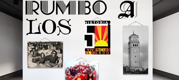 Exhibición 50 años de Estudiantes Orientadores