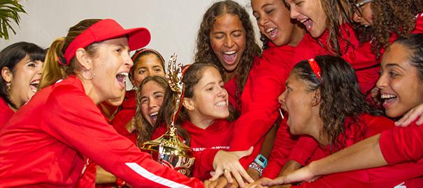 La IUPI celebra los logros de sus atletas