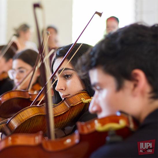 Lleno de Melodías el Festival de la IUPI