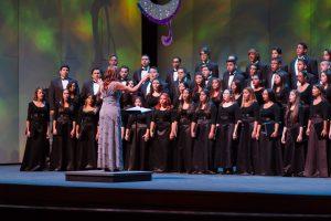 Coro UPR & Coralia bajo la dirección de Carmen Acevedo Lucío