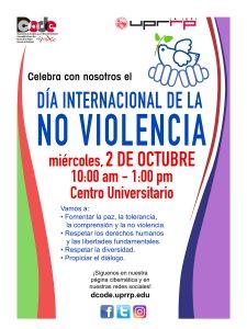 Arte Día No Violencia