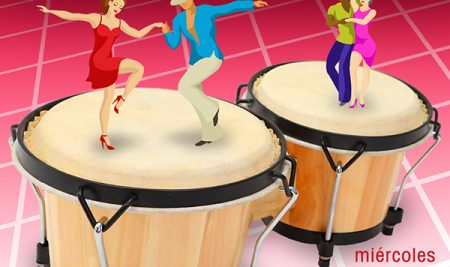 Baila salsa desde el Centro Universitario