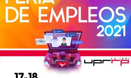 Feria de Empleos Virtual 2021
