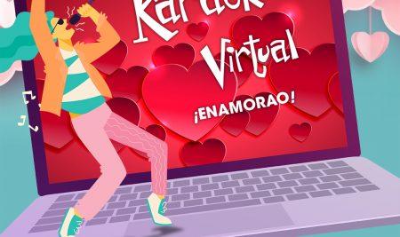 La IUPI celebra un Karaoke Virtual ¡Enamorao!